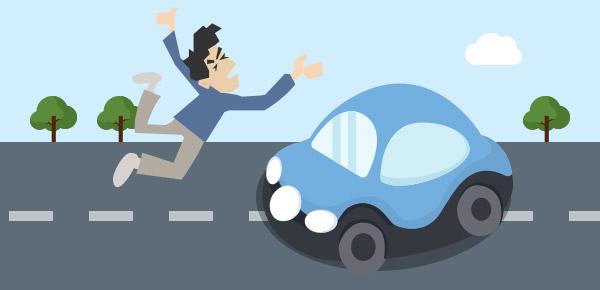 开车撞到人了怎么办?老司机教你如何解决