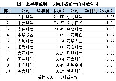 图5 上半年盈利、亏损排名前十的财险公司.png